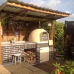 Dave and Lynne Tadman's Wood Fired Pizza Oven