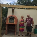 Jamie Smith's Mums Pizza Oven