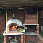 Simon Gregory's Wood Fired Pizza Oven
