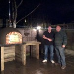Steve Ward's Wood Fired Pizza Oven