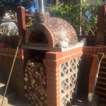 Will Curphey's Wood Fired Pizza Oven