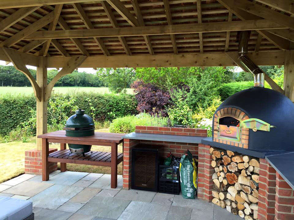 Bespoke Wood Fired Pizza Ovens by Amigo Ovens (95)