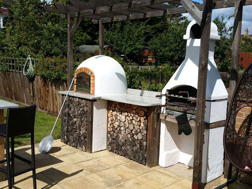 Ready Built Wood Fired Pizza Ovens by Amigo Ovens (63)