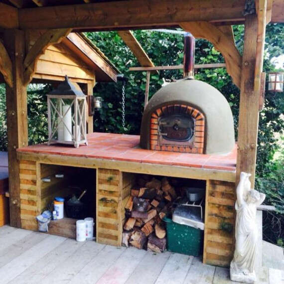Ready Built Wood Fired Pizza Ovens by Amigo Ovens (88)