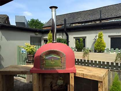 Ready Built Wood Fired Pizza Ovens by Amigo Ovens (23)